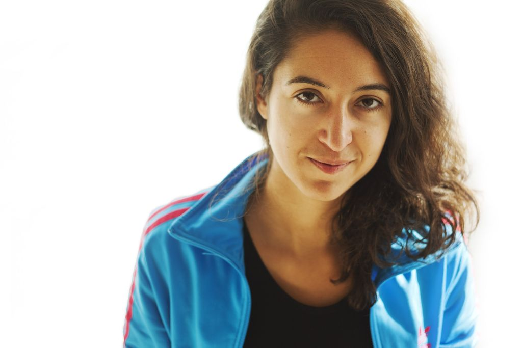 Vergrößern: Latifa Hahn ist seit Mai 2018 die stellvertretende Frauen*beauftragte der ASH Berlin