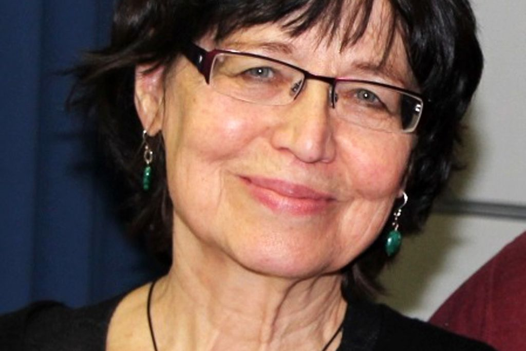 Vergrößern: Porträt von Gudrun Brug