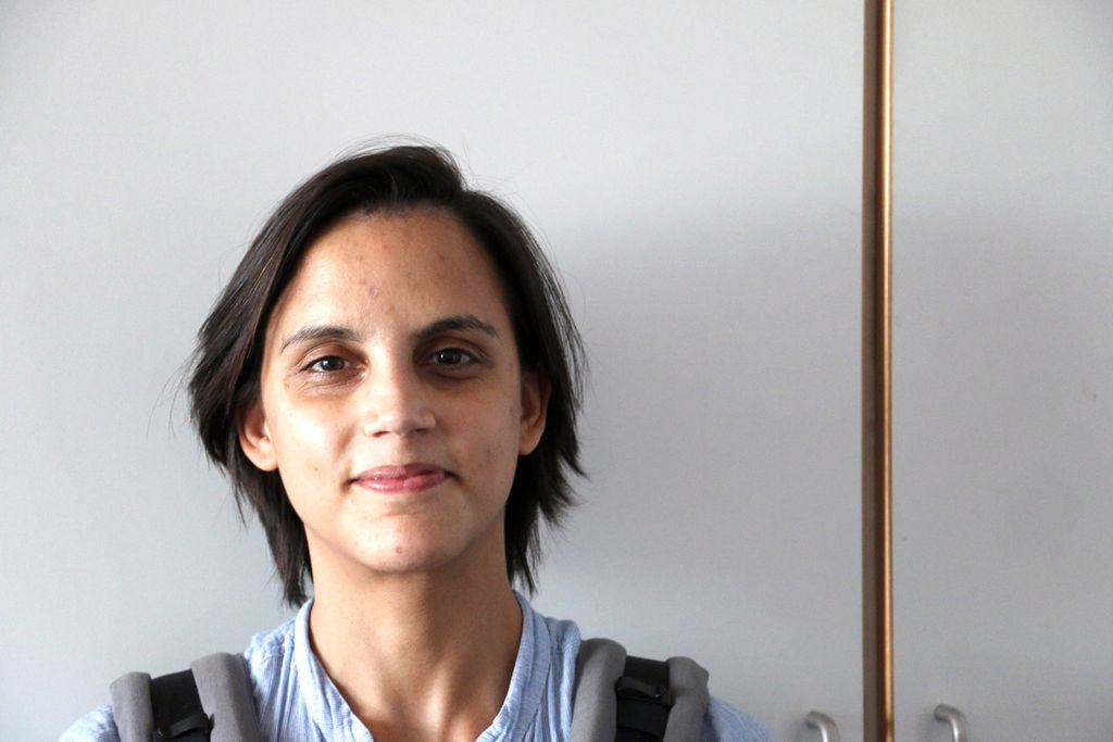 Vergrößern: Porträt von Iris Rajanayagam
