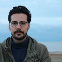 Wissenschaftlicher Mitarbeiter an der ASH Berlin: Ozan Zakariya Keskinkılıç. Foto: privat