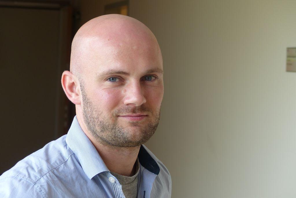 Vergrößern: Alumnus Michael Brantzko. Foto: privat